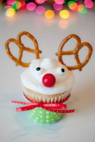 rudolph the red nosed reindeer cupcake kids activity